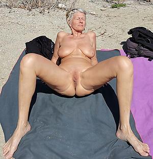 Nude granny 'Glamorous grannies'